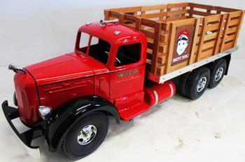 Smith Miller Mack Rack Truck Red