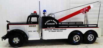 Smith Miller LAPD Black & White Tow Truck #91 of 225
