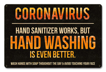 Coronavirus Hand Washing is Better