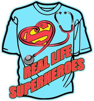 Real Super Heroes