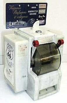 Napkin / Perfume Dispensor 25 Cents PC