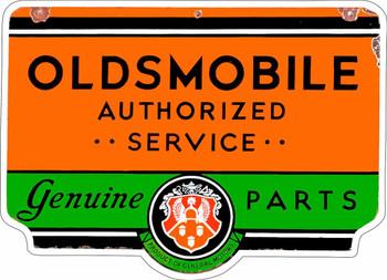 Oldsmobile Authorized Service Genuine Parts