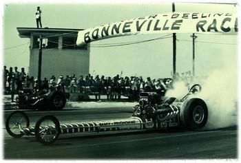 Bonneville Race (custom oversize)