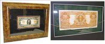 $20. Gold Certificate