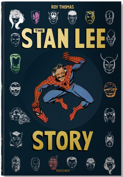Stan Lee Story by Roy Thomas ( Hardcover) NEW * SEALED * FREE SHIPPING