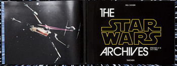 The Star Wars Archives 1977-1983 by Paul Duncan (Taschen) Hardcover Book