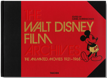 The Walt Disney Film Archives. The Animated Movies 1921 to 1968