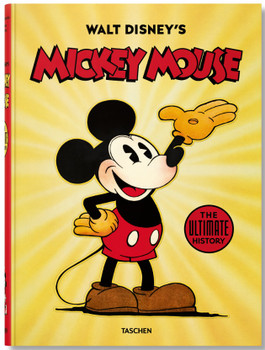 Walt Disney's Mickey Mouse: The Ultimate History New Hardcover