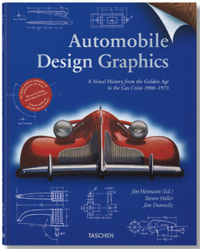 Automobile Design Graphics by Heller & Donnelly