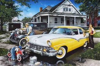 Generations of Care Car wash by Dan Hatala