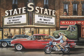 State Theater  by Dan Hatala