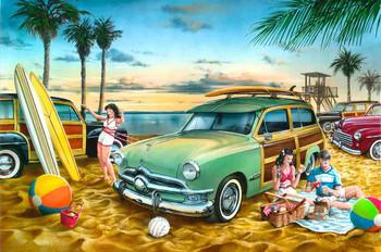 Beach Day by Dan Hatala