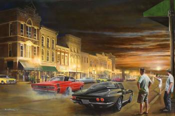 Summer Nights by Kevin Daniel