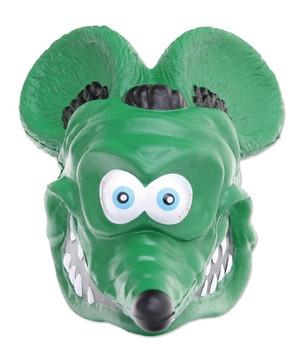 Rat Fink Face Antenna Topper