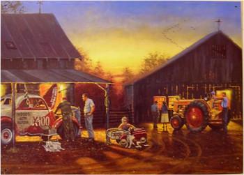Hadley-Stock Car (disc)