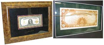 $10. Gold Certificate