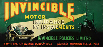 Invincible Motor Insurance