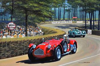 1952 Allard J2x Racer by Stan Stokes