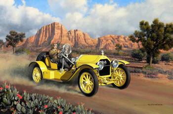 1915 Stutz  by Stan Stokes