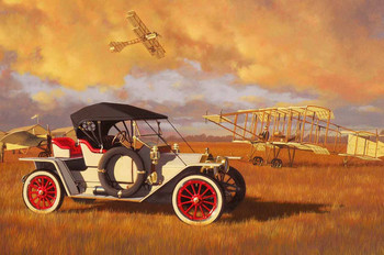 1912 Selden and Early Airplanes  by Stan Stokes