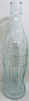 "Coca-Cola 20"" Bottle Pat D-105529 Circa 1940's"
