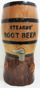 Stearn's Root Beer Syrup Dispenser circa 1930's