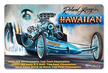 Ronald Leong's Hawaiian Dragster