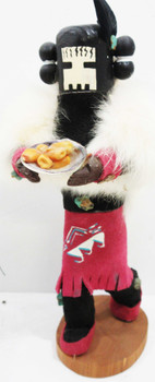 "Native American Hand Crafted Doll ""Corn Maiden"" by M Begay"