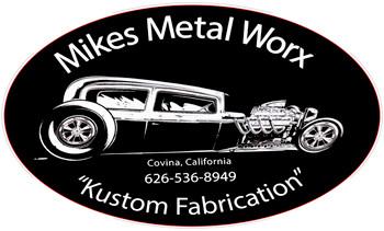Metalworx Custom Sign