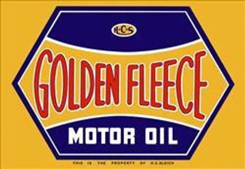 Golden Fleece Motor Oil