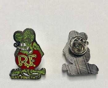 Rat Fink Hat Pin