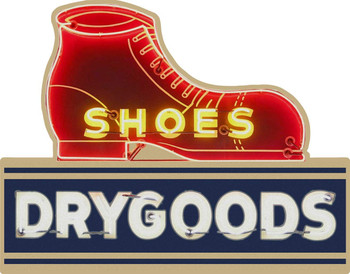 Dry Goods Shoes