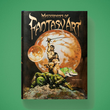Masterpieces pf Fantasy Art XXL First Edition Release of 7,500