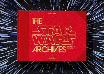 The Star Wars Archives 1999-2005 XL First Edition Run 10,000 Printed