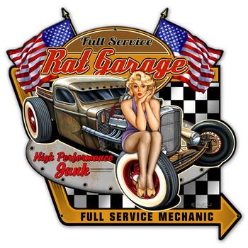 Full Service Rat Garage