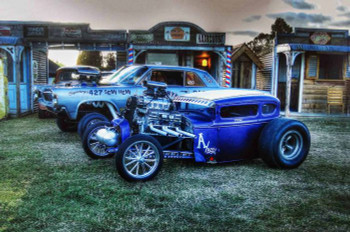 Hot Rods with Blowers