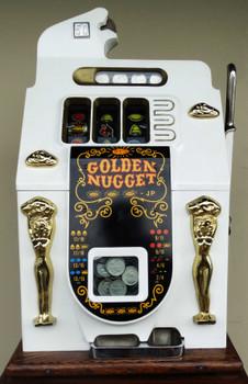 Mills 50c Golden Nugget w/Jackpot