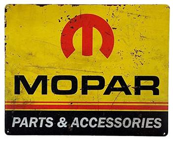 Distressed Mopar Parts and Service