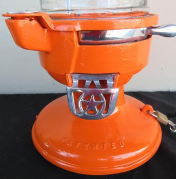 Columbus Model A Original circa 1930's Orange Restored