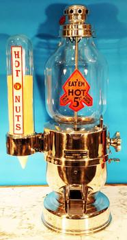 CEBCO 5c Hot Nut Dispenser Circa 1940's