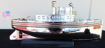 "Buddy ""L"" Tugboat Nickel Plated"