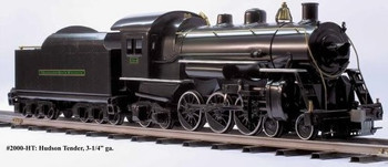 "Buddy ""L"" Hudson Train Engine  4-6-4 Assembly 3-1/4 Gauge"