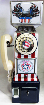 Automatic Electric 1976 Bicentential Pay Telephone Limited Payphone