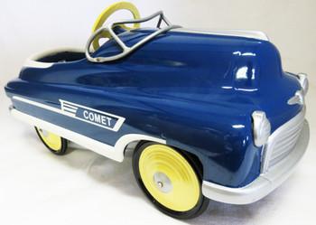 Ken Kovack Prototype Pedal Car Blue Comet #7/33