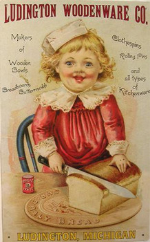 Ludington Woodenware Co.