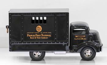 Smith-Miller GMC Armored Bank Truck Circa 1950's