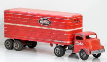 Smith-Miller GMC Be-Mac Transport Tractor & Trailer circa 1940's