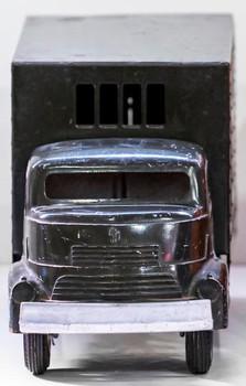 Smith-Miller GMC Armored Bank Truck Circa 1950's #2