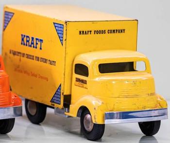 Smith-Miller Kraft Food Truck Circa 1950's