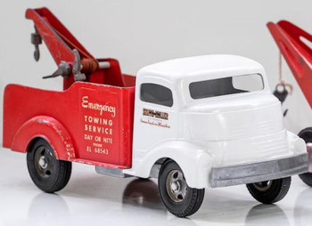 Smith-Miller Emergency Towing Truck circa 1940's